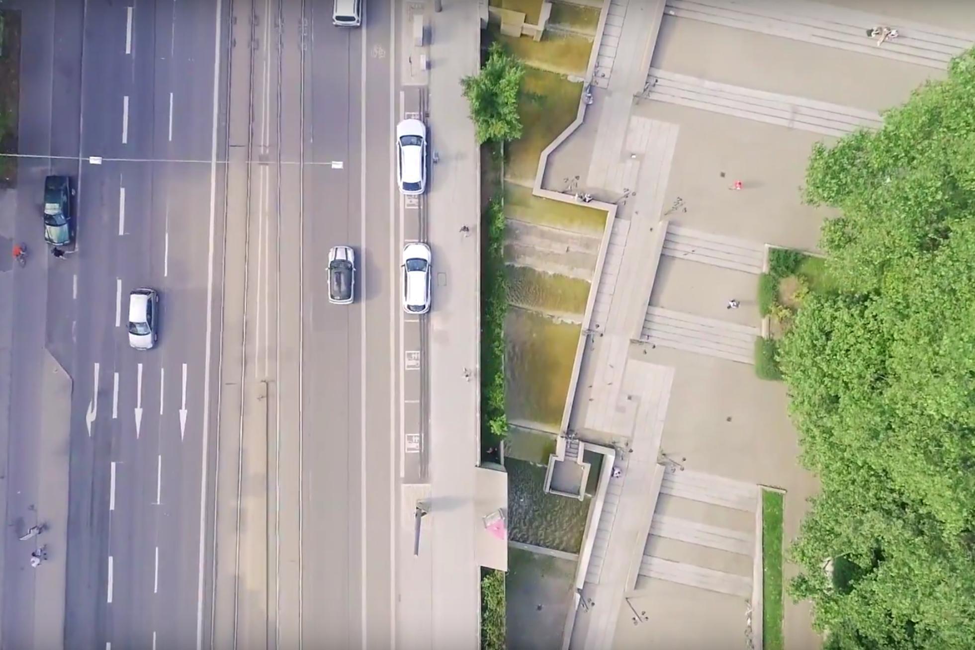 Parkplatz-Erkennung: Bosch und Siemens scheitern mit Pilotprojekten -