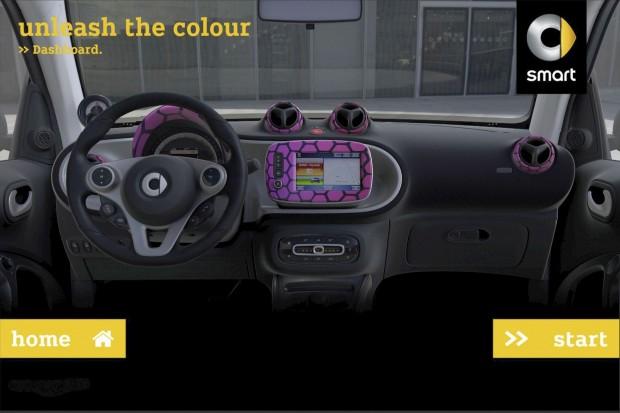 Das auto wird individualisiert vr was htc microsoft for Innenraum design app