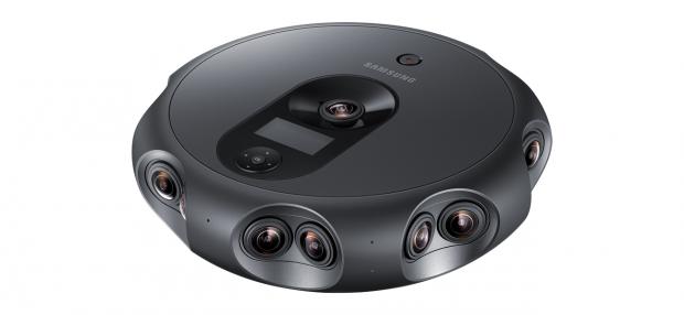 Samsung 360 Round (Bild: Samsung)