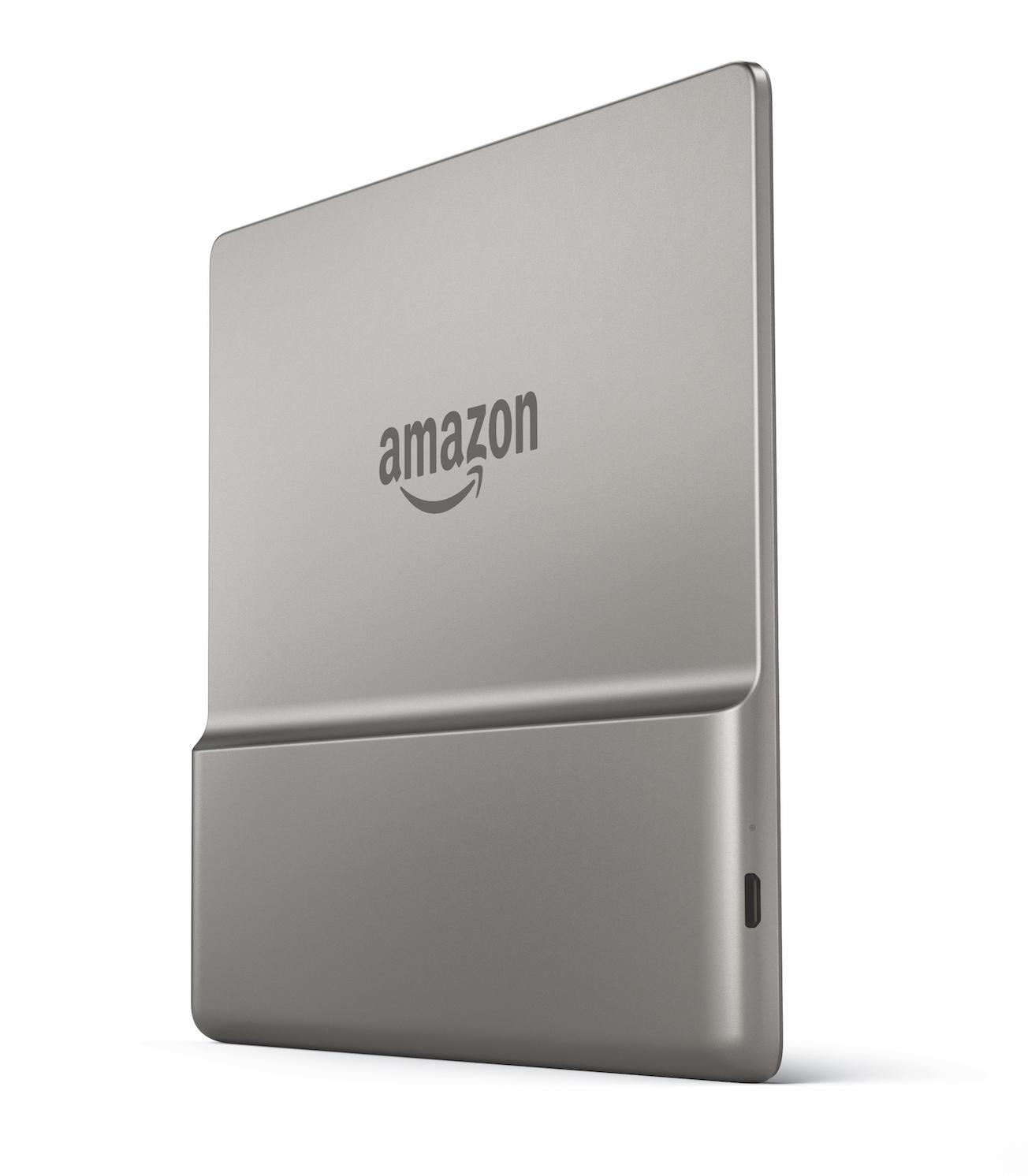 Neuer Kindle Oasis im Hands on: Amazons großer E-Book-Reader ist wasserdicht - Neuer Kindle Oasis (Bild: Amazon)