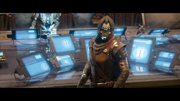 Szene aus dem Intro der PC-Version. (Screenshot: Golem.de / Bild: Activision)