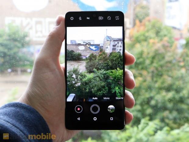 Das größte Problem des Essential Phone ist die Kamera, die sowohl qualitativ als auch von den Funktionen her nicht mit der Konkurrenz mithalten kann. (Bild: Areamobile)