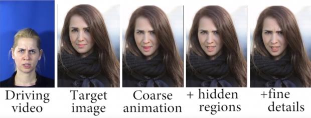Der Algorithmus berechnet Animationen in drei Phasen. (Bild: Universität Tel Aviv)