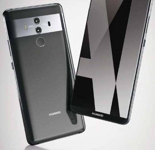 Das neue Mate 10 von Huawei (Bild: Huawei)