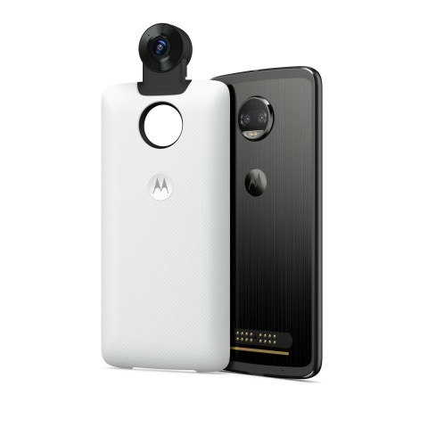 Moto 360 Camera (Bild: Lenovo)
