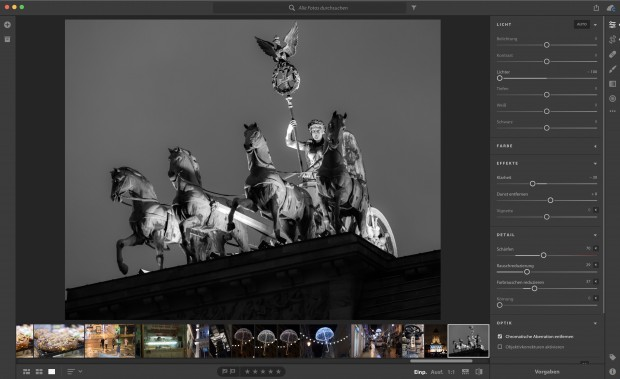 Lightroom CC (Bild: Andreas Donath)
