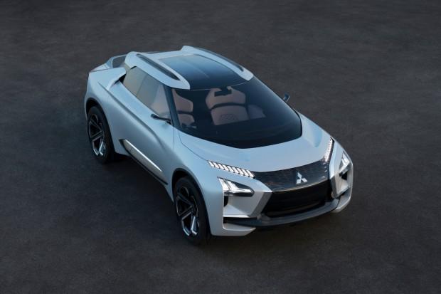 Mitsubishi e-Evolution Concept (Bild: Mitsubishi)