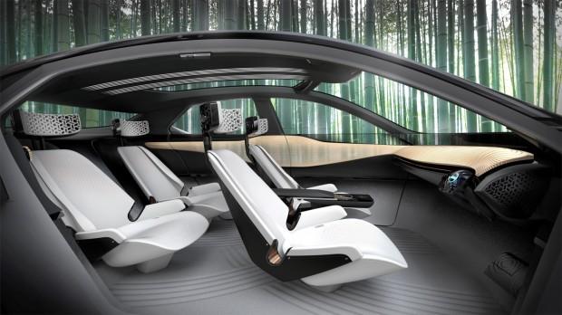 Nissan IMx Concept (Bild: Nissan)