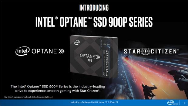 Optane SSD 900p (Bild: Intel)