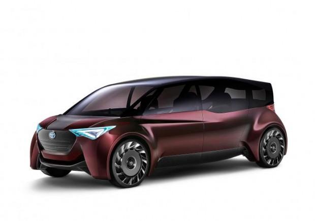 Toyota Fine-Comfort Ride (Bild: Toyota)
