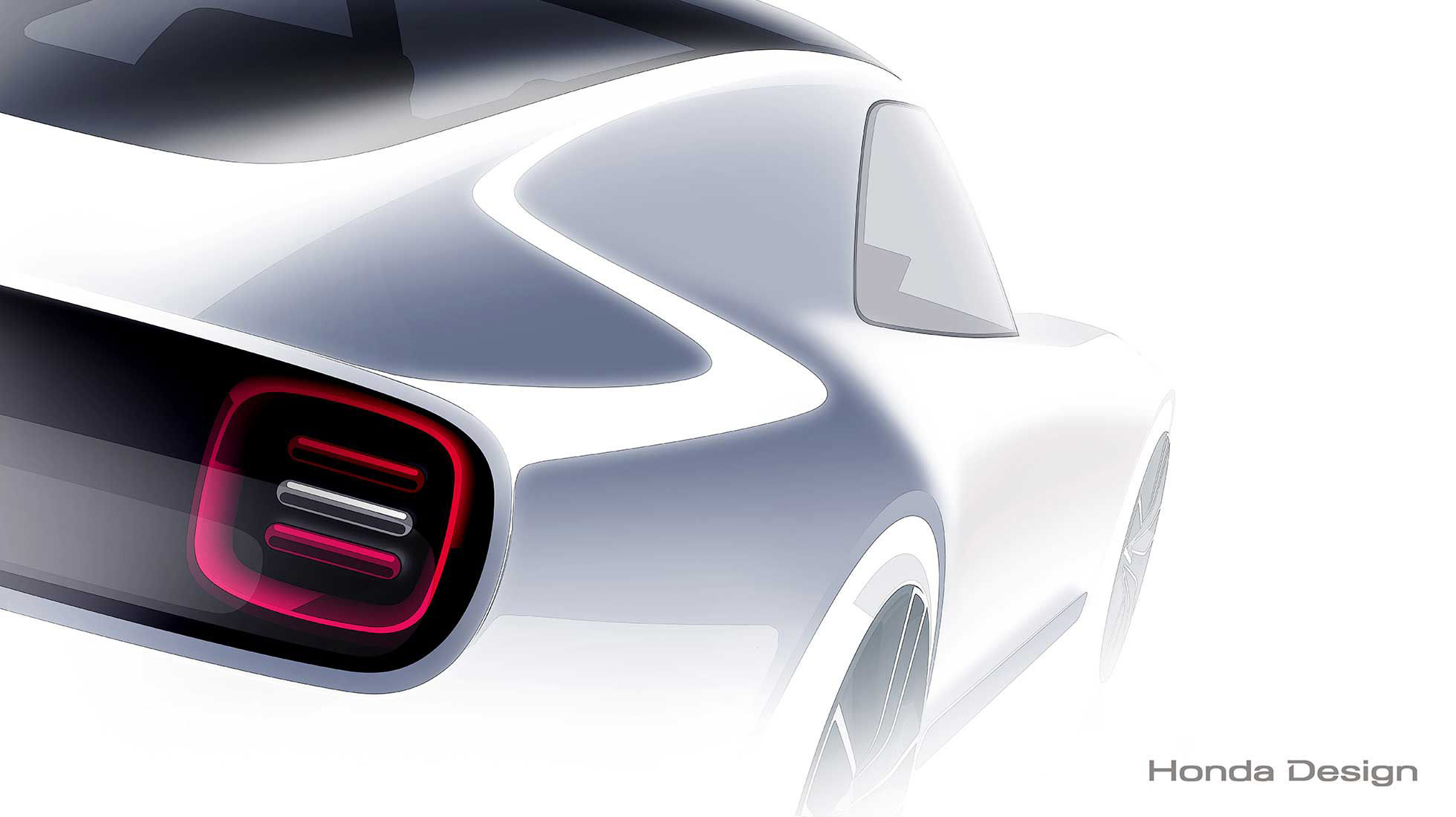 Sports EV Concept: Honda stellt einen Elektrosportwagen vor -