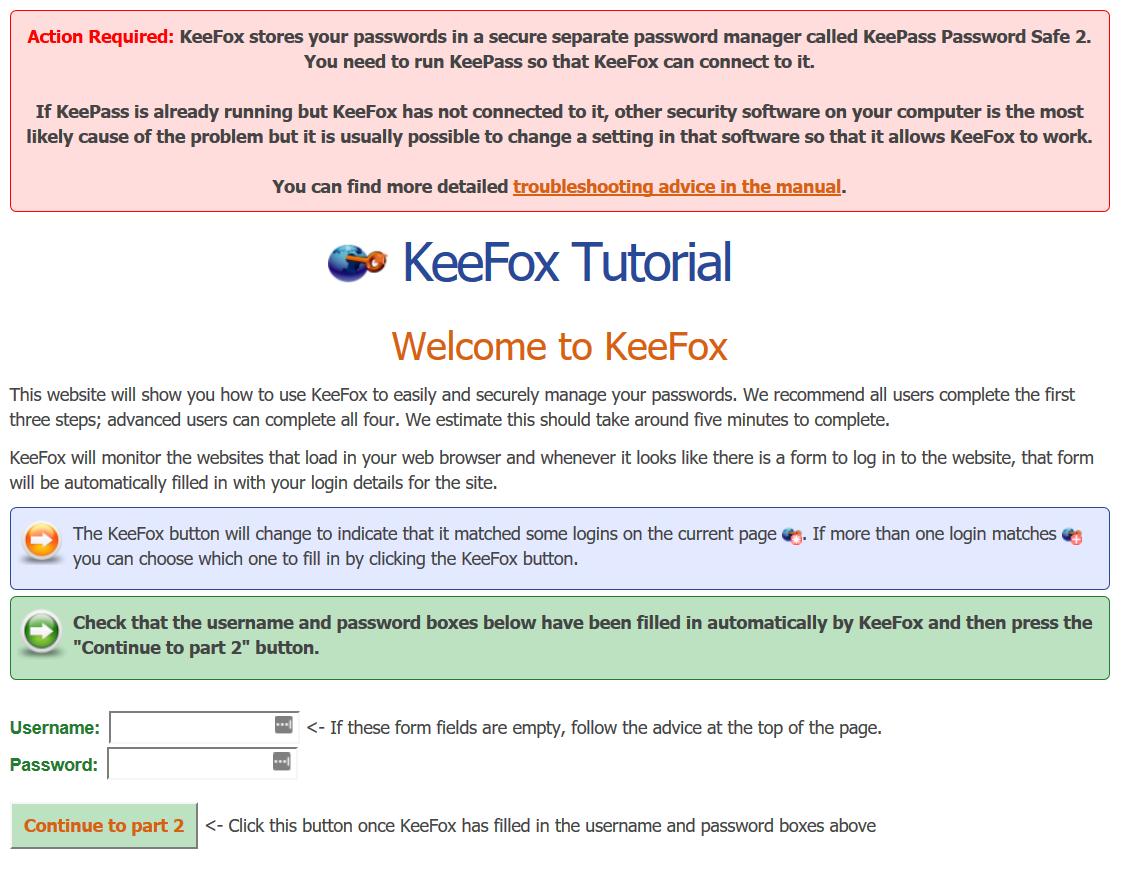 Passwortmanager im Vergleich: Das letzte Passwort, das du dir jemals merken musst - Die Einrichtung von Keepass erfordert etwas mehr Arbeit. (Screenshot: Golem.de)
