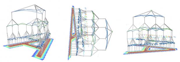 Baumstruktur beim Erkennen von Mustern (Bild: Vicarious AI)