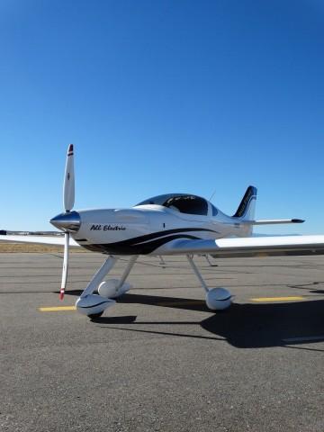 Der Sun Flyer 2 soll in zwei bis Jahren auf den Markt kommen. (Foto: Bye Aerospace)