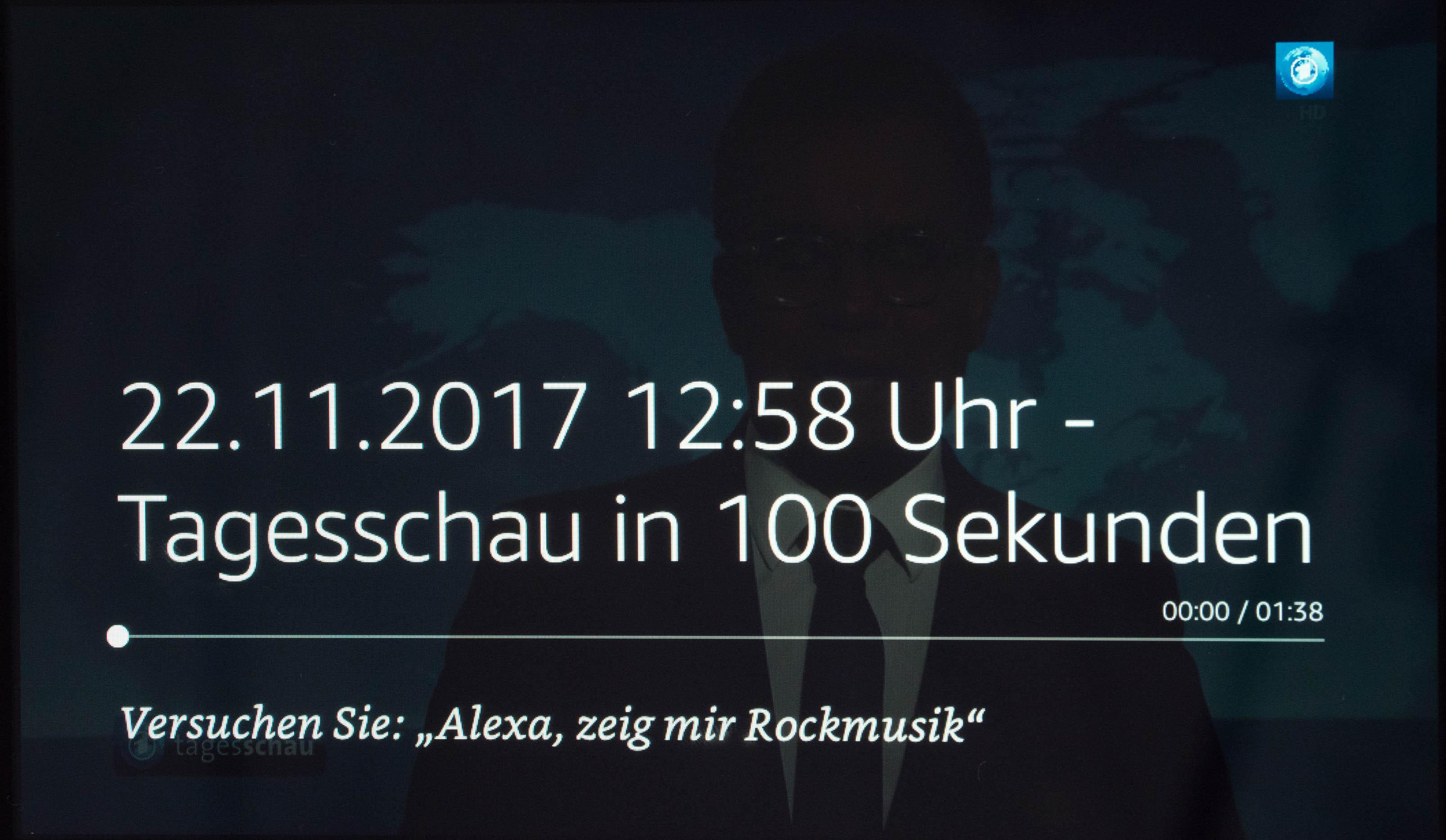 Echo Show vs. Fire HD 10 im Test: Alexa, zeig's mir! - Wenn in Skills Videos enthalten sind, ... (Bild: Martin Wolf/Golem.de)