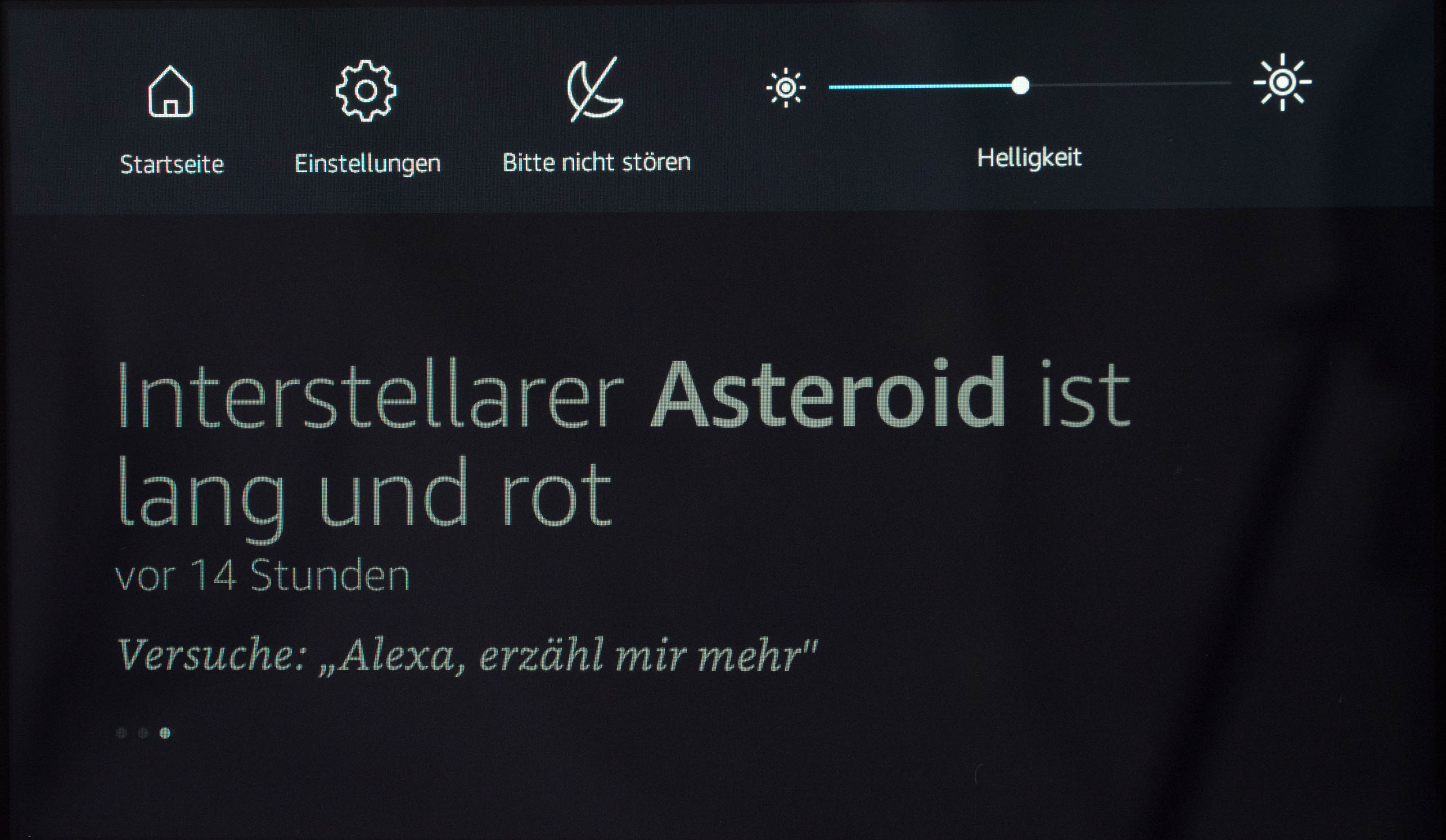 Echo Show vs. Fire HD 10 im Test: Alexa, zeig's mir! -