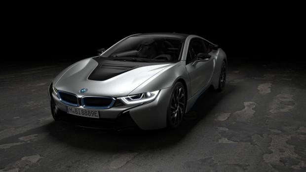 BMW i8 Coupé (Bild: BMW)