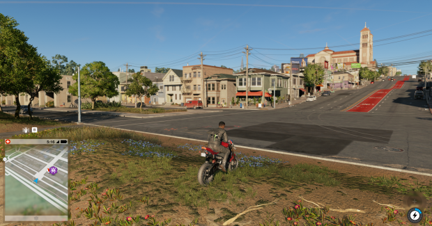 Watch Dogs 2 (Rechteinhaber: Ubisoft, Screenshot: Golem.de)
