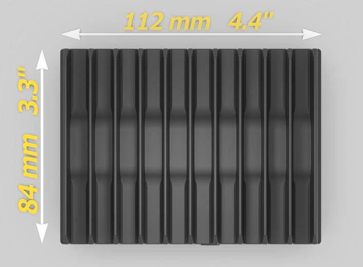 Fitlet 2: Modularer Mini-PC lässt sich leicht nach Wünschen anpassen - Fitlet2 (Bild: Compulab)