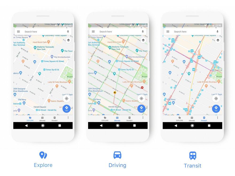 Kartendienst: Google Maps zeigt passende Informationen deutlicher an -