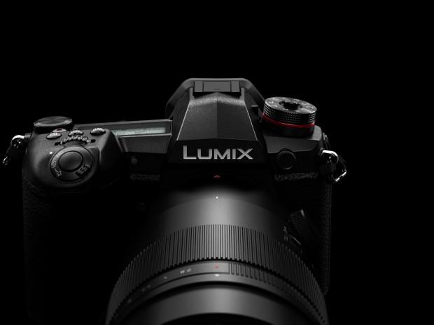 Panasonic Lumix G9 (Bild: Panasonic)