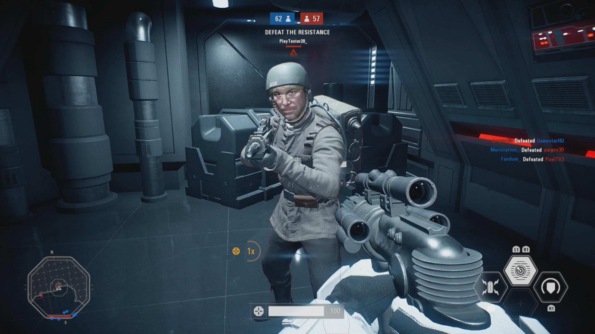 Star Wars Battlefront 2 angespielt: Sammeln ihr sollt ... -