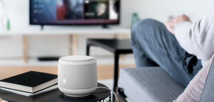 Magenta Speaker läuft mit Magenta-Assistent (Bild: Deutsche Telekom)