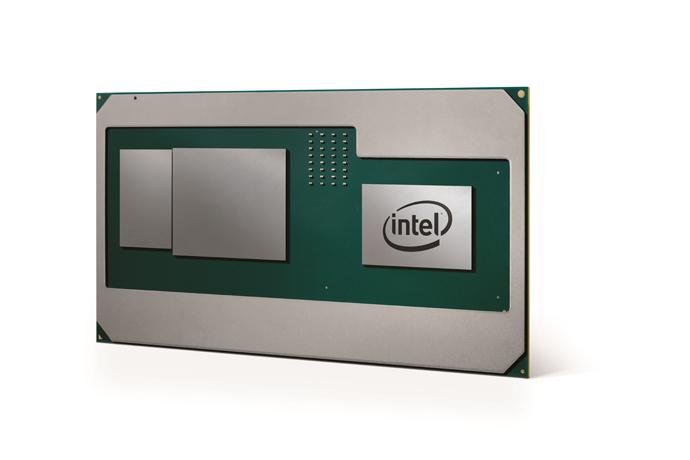 Kaby Lake G: Intel bringt Core-Prozessor mit AMD-Grafik und HBM2-Speicher - Intel bringt einen Prozessor mit dedizierter Grafikeinheit von AMD. (Bild: Intel Corporation)