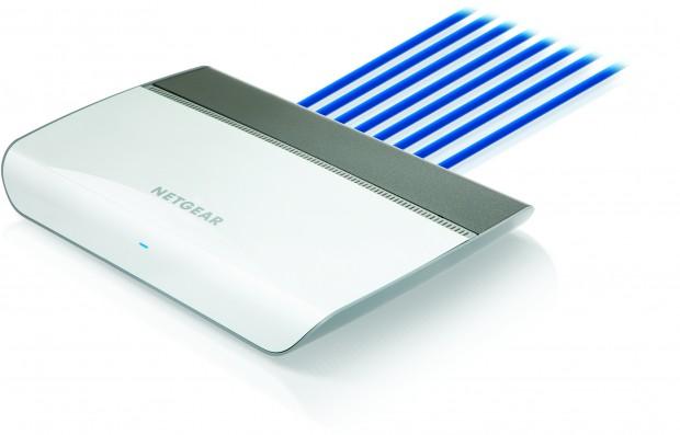 Netgear GS908 (Bild: Netgear)