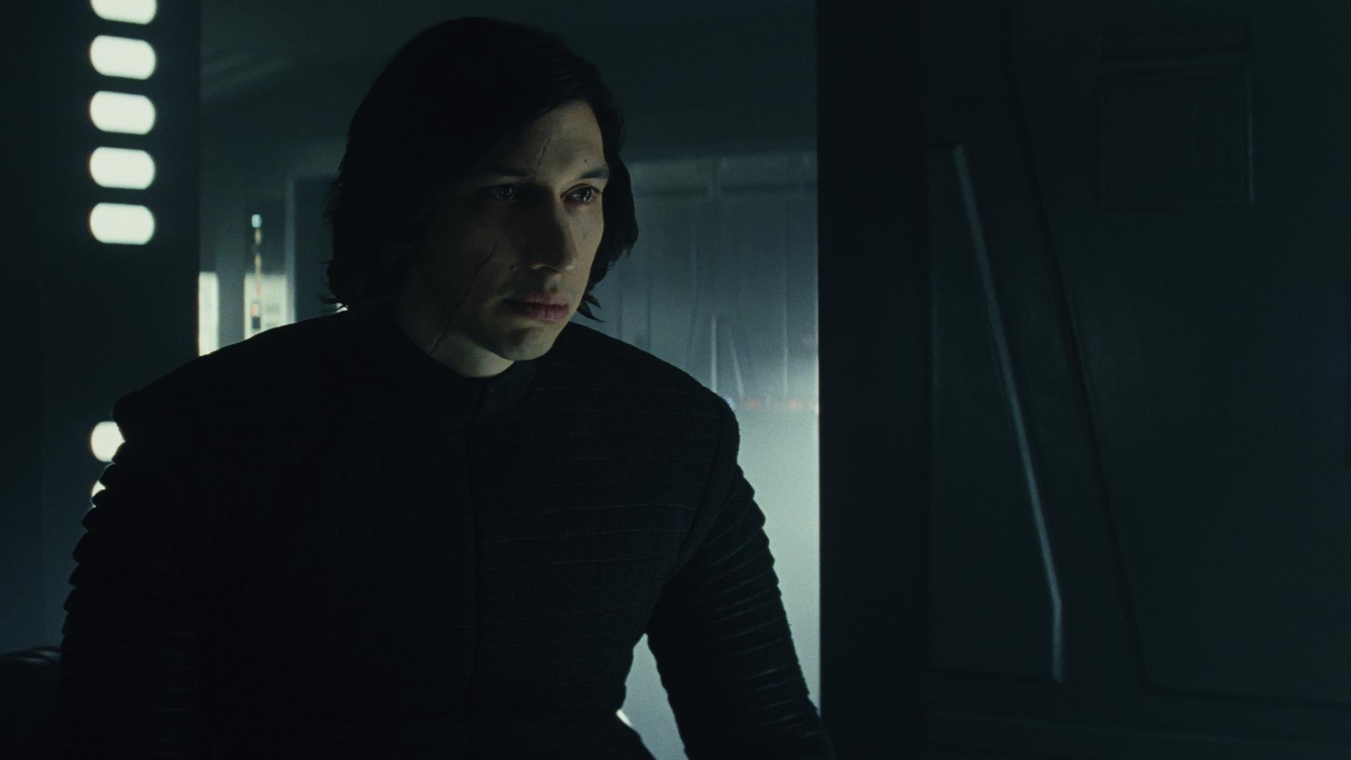 Star Wars - Die letzten Jedi: Viel Luke und zu viel Unfug - Kylo Ren macht weiter Jagd auf seine eigene Familie. (Bild: Disney/Lucasfilm)