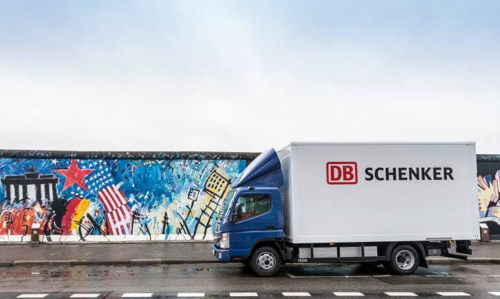 Fuso eCanter: Daimler liefert erste Elektro-Lkw aus - Fuso eCanter (Bild: Daimler)