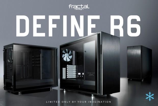 Define R6 (Bild: Fractal Design)