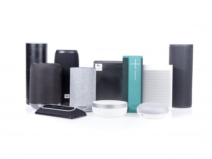 Smarte Lautsprecher im Test (Bild: Martin Wolf/Golem.de)