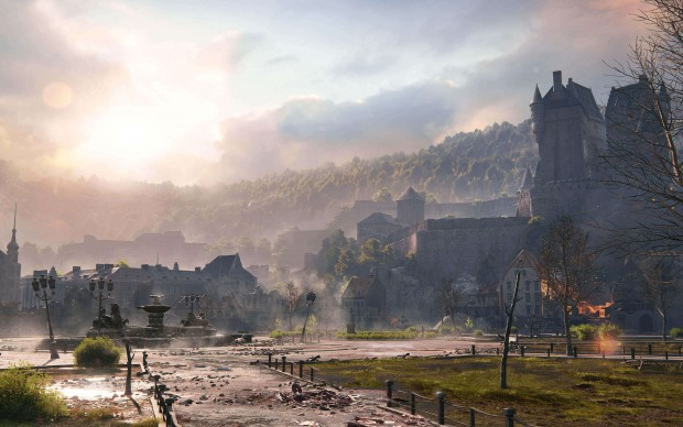 World of Tanks mit Core-Engine (Screenshot: Wargaming)