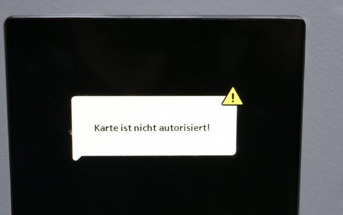 Das Problem: Nicht jede Karte funktioniert an jedem Lader, die Abrechnungssysteme sind oft nicht kompatibel. (Foto: Friedhelm Greis/Golem.de)