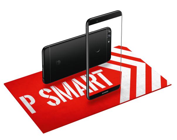 Das neue P Smart von Huawei (Bild: Huawei)