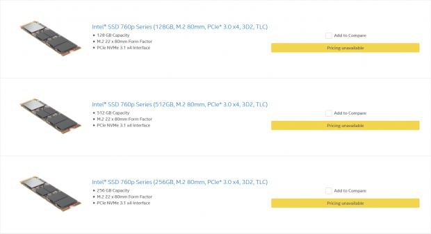 SSD 760p (Bild: Intel)