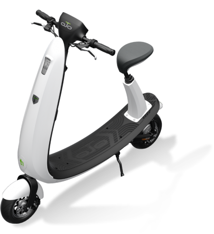 OjO Commuter Scooter (Bild: Ford)