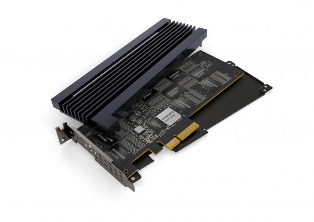 Z-SSD (Rendering: Samsung)