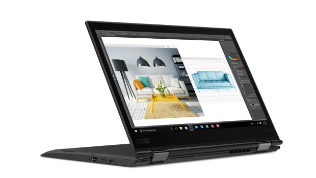 Lenovo Thinkpad X1 Yoga(Bild: Lenovo)