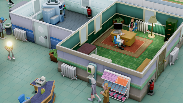 Two Point Hospital (Bild: Sega)