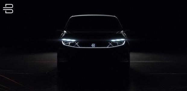 Bytons erstes Elektroauto ist ein SUV. (Foto: Byton)