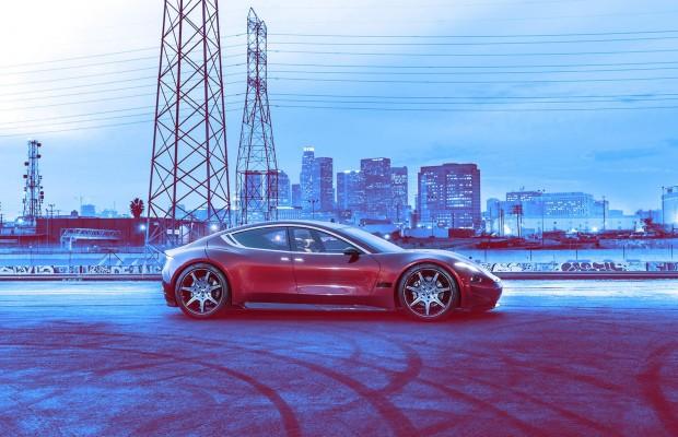 Der Fisker Emotion ist eine elektrisch angetriebene Sport-Luxuslimousine. (Foto: Fisker)