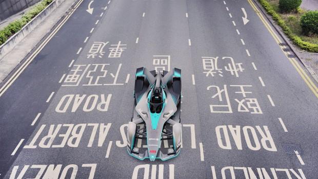 Die Formel E bekommt ein neues Fahrzeug: den Gen2. (Bild: FIA)