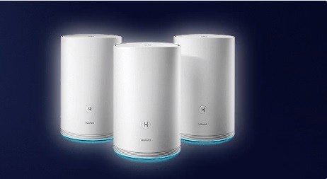 wifi q2 huawei zeigt mesh router mit powerline funktion. Black Bedroom Furniture Sets. Home Design Ideas