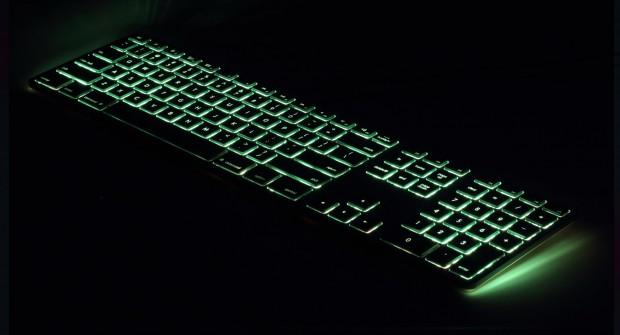 Matias Wired RGB-Keyboard für Mac (Bild: Matias)
