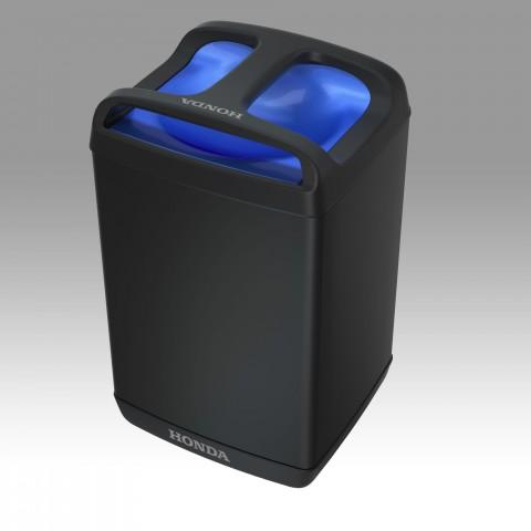Das Mobile Power Pack ist ein flexibel nutzbarer Akku von Honda. (Bild: Honda)