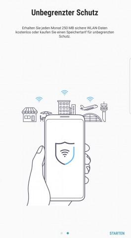 Samsung Sicheres Wlan