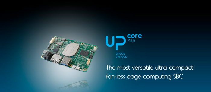 UP Core Plus (Bild: Aaeon)