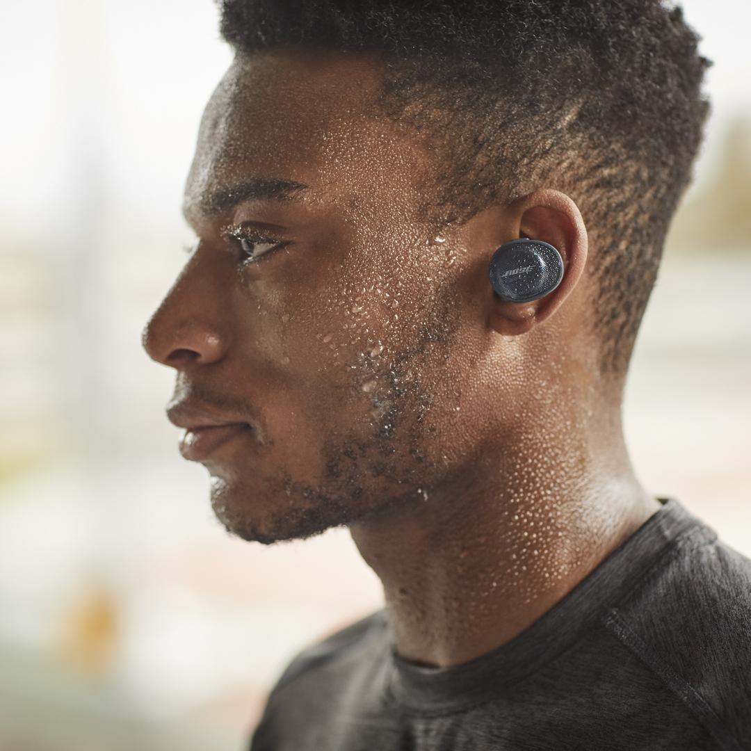 Sound Sport Free: Bose bringt kabellose Bluetooth-Ohrstöpsel - Sound Sport Free (Bild: Bose)